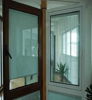 China internal mini blinds for windows supplier